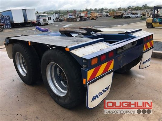2001 Moore Dolly Loughlin Bros Transport Equipment  - Trailers for Sale