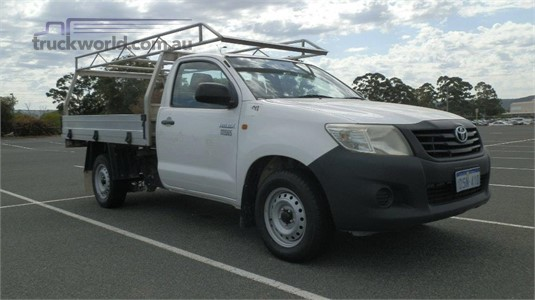 2011 Toyota Hilux - Light Commercial for Sale