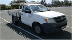 2007 Toyota Hilux Workmate Ute