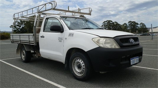 2009 Toyota Hilux Workmate - Light Commercial for Sale