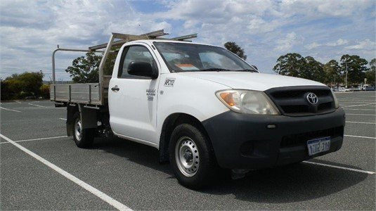 2008 Toyota Hilux Workmate - Light Commercial for Sale