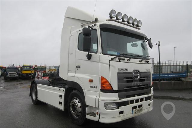 2012 HINO 700 1945 at TruckLocator.ie