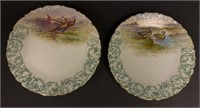 French Porcelain Game Service