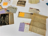 22 letters from Elaine to her Mother 1949 -1953