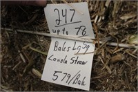 Hay & Firewood Auction #8 (02/19/2020)