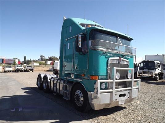 2010 Kenworth K108 - Trucks for Sale