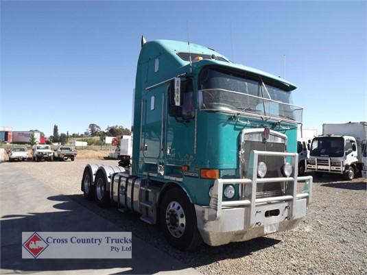 2010 Kenworth K108 Cross Country Trucks Pty Ltd - Trucks for Sale