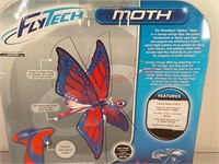 New wowwee flytech moth toy