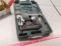 Hitachi 18 gauge brad nailer. Untested.