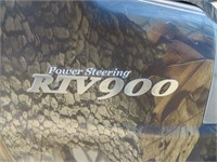 OFF-ROAD Kubota RTV900 Side x Side