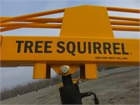 2015 Tree Squirrel NTS-25 Pruning Tower