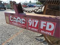 Darf W-Series 917 Model-FD Hydraulic V Rake