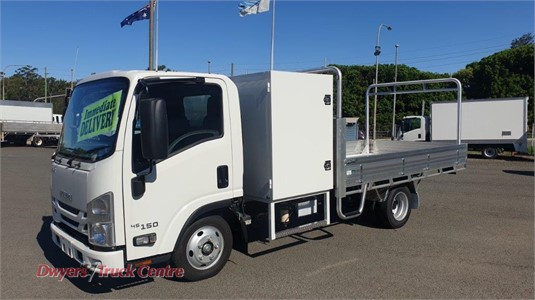 2020 Isuzu NLR 45 150 MWB Dwyers Truck Centre - Trucks for Sale