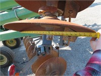 20' John Deere 640 Hydraulic Wheel Disc