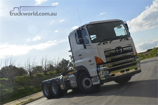 2019 Hino 700 Series SS - Trucks for Sale