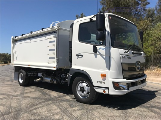 2019 Hino 500 Series 1124 FC - Trucks for Sale