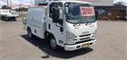 2019 Isuzu NLR 45 150 AMT SWB Servicepack Service Vehicle
