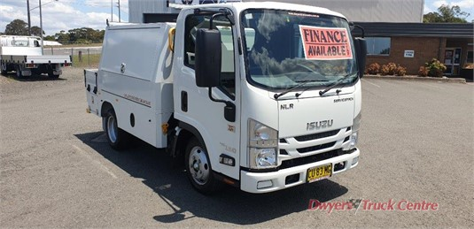 2019 Isuzu NLR 45 150 AMT SWB Servicepack Dwyers Truck Centre - Trucks for Sale