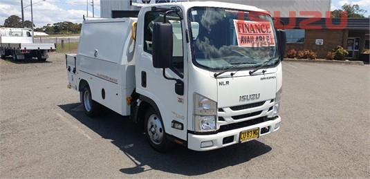 2019 Isuzu NLR 45 150 AMT SWB Servicepack Used Isuzu Trucks - Trucks for Sale