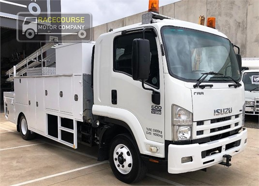 2009 Isuzu FRR Racecourse Motor Company - Trucks for Sale