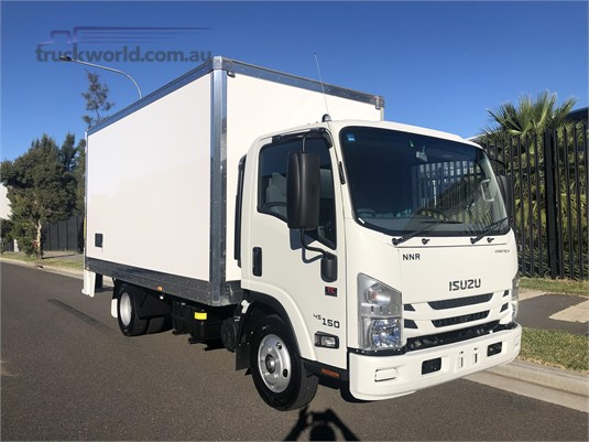 2020 Isuzu NNR 200 Gilbert and Roach - Trucks for Sale