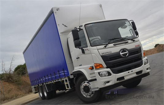 2019 Hino 500 Series 2628 FL - Trucks for Sale