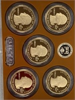 2011 complete US mint proof set            (33)