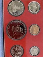 Lot of 2 United States Mint proof sets 1970 D & 19