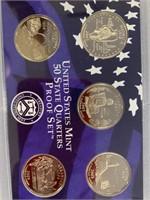 lot of 3, US mint  sets, 2009 S, 1999 S, 2003 S
