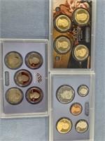 2010 S complete US mint proof set            (33)