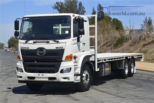 2020 Hino 500 Series 2635 FM - Trucks for Sale