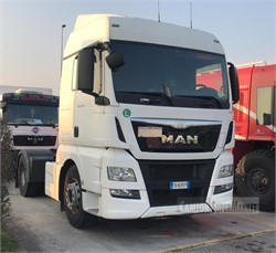 MAN TGX18.440BLS  used