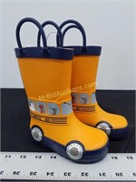 Toddler Boys Wilber Rain Boots - 5