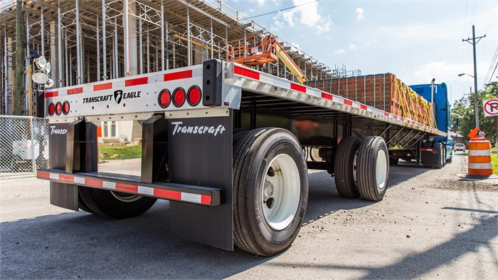Tmc Christmas Commercial 2020 Wabash National To Launch Redesigned Transcraft Eagle Combo