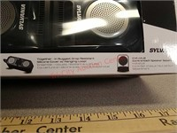 New Sylvania true wireless stereo speakers
