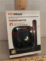 New prograde Wi-Fi grilling thermometer