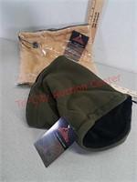 2 new Red Rock fleece neck gaiters scarves