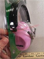 New Remington female hearing protection earmuffs