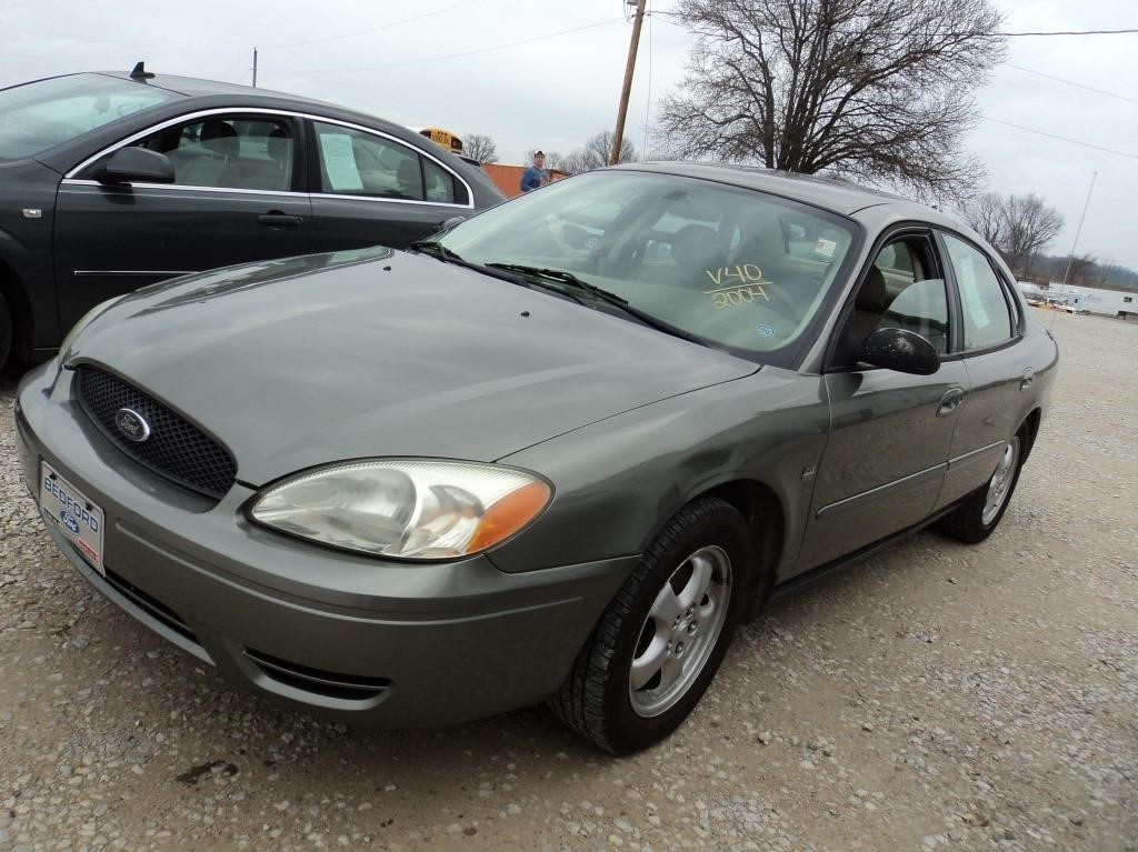 2004 ford taurus ses graber auctions graber auctions