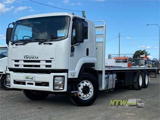 2008 Isuzu FVY1400 National Truck Wholesalers Pty Ltd - Trucks for Sale