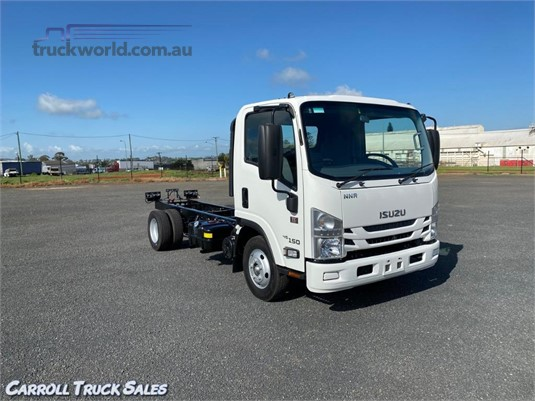 2017 Isuzu NNR 45 150 AMT Carroll Truck Sales Queensland - Trucks for Sale