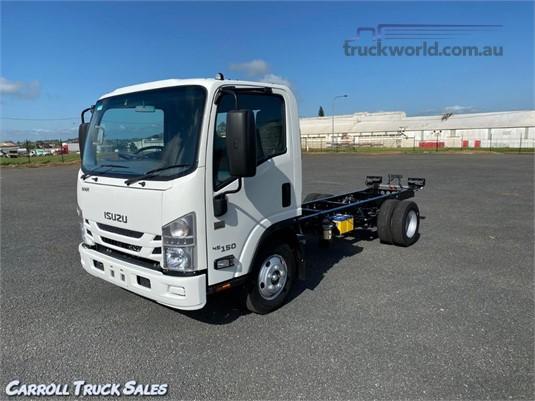 2017 Isuzu NNR Carroll Truck Sales Queensland - Trucks for Sale