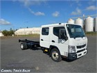 2015 Mitsubishi Fuso CANTER 7/800 Cab Chassis
