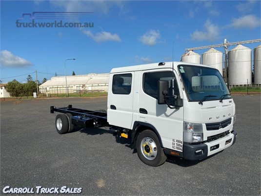 2015 Mitsubishi Fuso CANTER 7/800 Carroll Truck Sales Queensland - Trucks for Sale