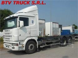 SCANIA P144G460  used