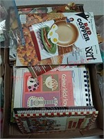 Kitchenware, cookbooks and more