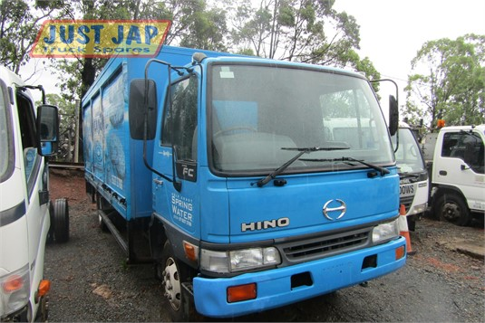 2000 Hino FC3J Just Jap Truck Spares - Trucks for Sale