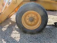 Case 580C Backhoe