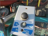Randall Self Propelled Strip Sprayer w/ Red Ball S