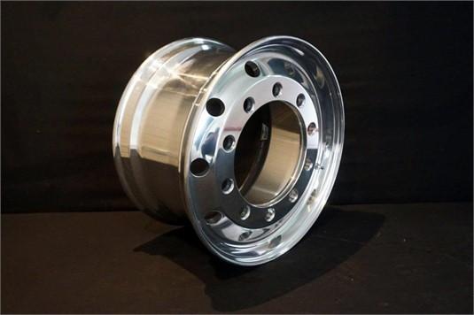 0 Custom Retrofit Stud Hole Polished Steer Rim - Parts & Accessories for Sale